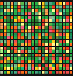abstract geometric seamless pattern of color vector image