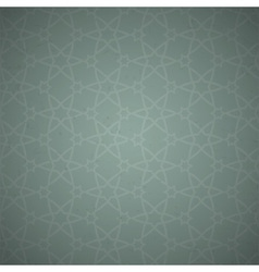 Arabian wallpaper pattern vector