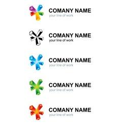 branding logo vector image