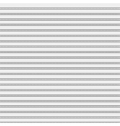Seamless simple monochrome minimalistic pattern vector image