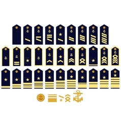 Insignia of the german navy vector