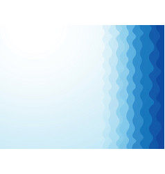abstract blue presentation background vector image