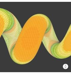 Spiral Mosaic 3d vector