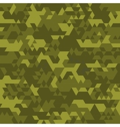 Digital camouflage seamless patterns vector