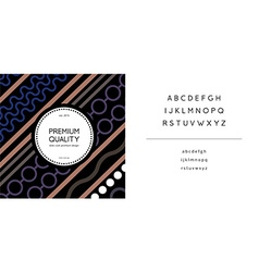 Spicy african feel package design vector