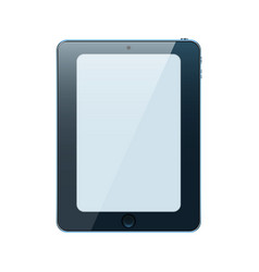 tablet realistic vector image