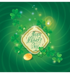 Patrick day background 380 vector