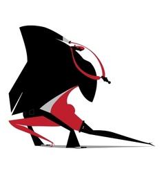Tango dance vector