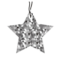 Star ornament icon image vector