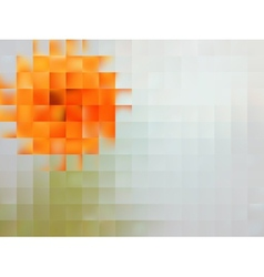 Colorful background with abstract shapes EPS10 vector image