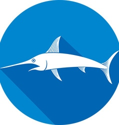 Swordfish Icon vector image