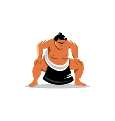 Sumo sign vector image