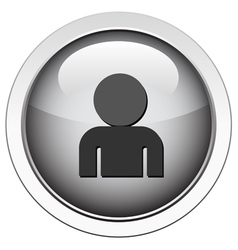Buddy icon vector