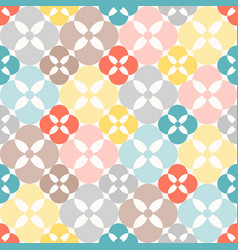 Seamless pattern classical geometrical texture s vector