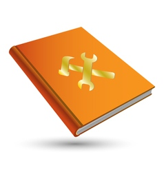 Setting book vector