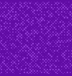 abstract halftone circle pattern background vector image