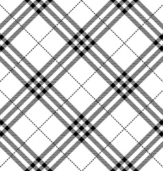 Fabric texture seamless diagonal pattern vector