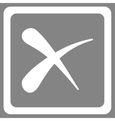 Reject icon vector image