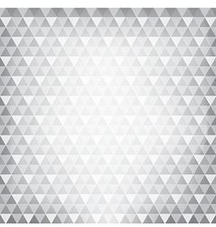 Abstract background grey continuous triangle vector