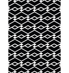 Monochrome endless striped texture motif abstract vector