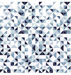 Mosaic geometric pattern - seamless vector