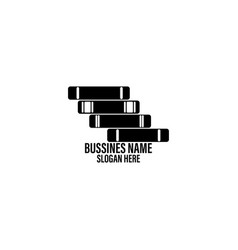 Bussines sign logo vector