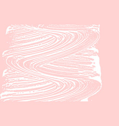 Grunge texture distress pink rough trace fresh b vector