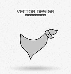 Wild west design vector