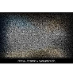 texture grain grey dark vector image vector image