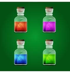 magic potion vector image