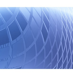 blue web background vector image