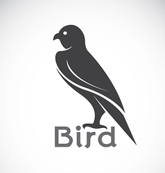 Image of an bird design vector