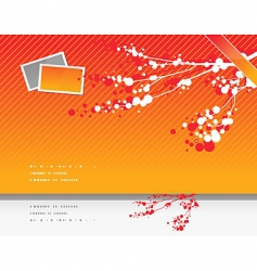 Asian style Sakkara print vector image vector image