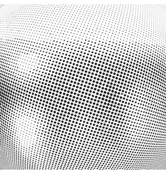 Abstract Texture Halftone vector image