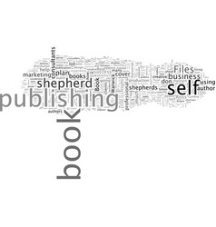 Book shepherds who are they what do they do vector