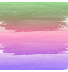 Watercolor background with pastel color vector