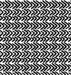Black marker drawn simple chevrons vector