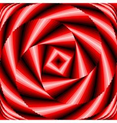 Design colorful vortex circular background vector