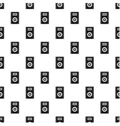 Music speaker pattern vector