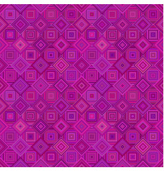 purple abstract seamless diagonal square pattern vector image