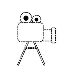 videocemara vector image