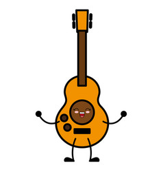 musical instruments design vector image vector image