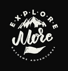 Explore more hand drawn with mountains vector