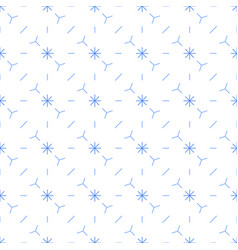 seamless pattern geometric background vector image