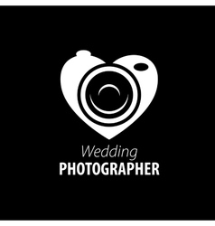 Logo for photographer vector