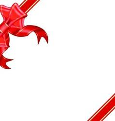 ribbon2 vector image vector image