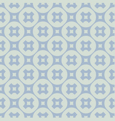 Elegant vintage seamless lattice pattern vector