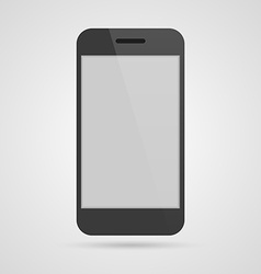 3D Realistic mobile phone vector