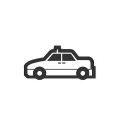 car icon graphic design template vector image