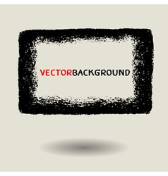 charcoal texture background vector image